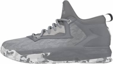 Adidas D Lillard 2 - Clear (B42381)