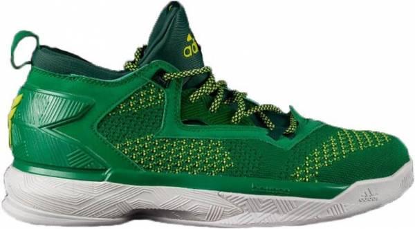 Adidas D Lillard 2 Green