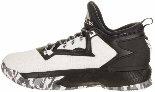 Adidas D Lillard 2 - Grey (B42376)