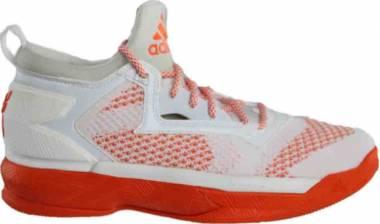 Adidas D Lillard 2 White/Orange Men