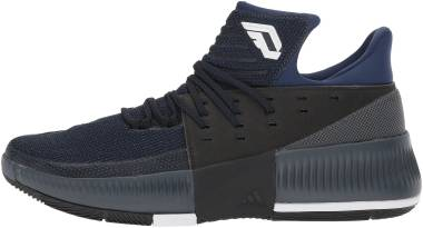Adidas D Lillard 3 Blue Men