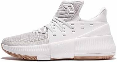 Adidas D Lillard 3 - White