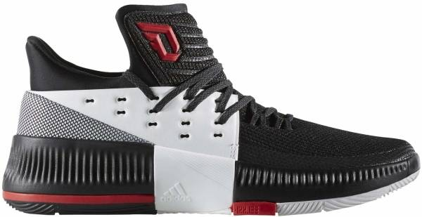 Adidas D Lillard 3 - Black
