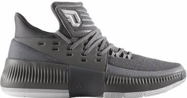 Adidas D Lillard 3 - Grey White