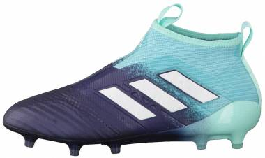 Adidas Ace 17+ Purecontrol Firm Ground - Blue