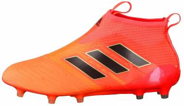 Adidas Ace 17+ Purecontrol Firm Ground Orange Men