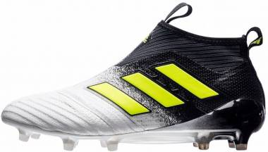Adidas Ace 17+ Purecontrol Firm Ground Grey Men