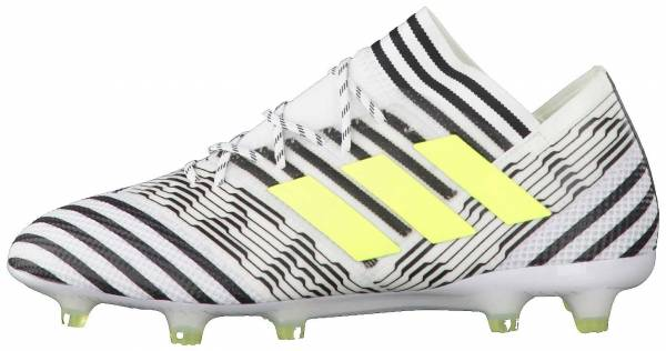 new product 5cb58 1616b Adidas Nemeziz 17.1 Firm Ground Grey