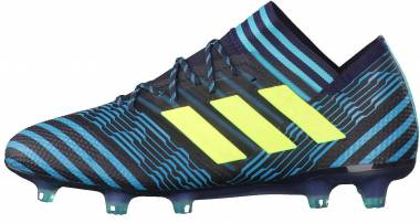 6d4366f0d Adidas Nemeziz 17.1 Firm Ground Blue Men