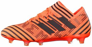 Adidas Nemeziz 17.1 Firm Ground - Orange/Black (BB6079)