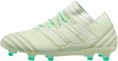Adidas Nemeziz 17.1 Firm Ground - White