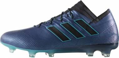 Adidas Nemeziz 17.1 Firm Ground - Azul Azuene Negbas Negbas (BB6080)