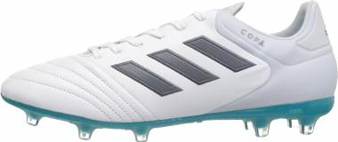 Adidas Copa 17.2 Firm Ground - White/Onix/Clear Grey (S77135)