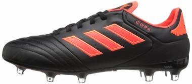 Adidas Copa 17.2 Firm Ground - Black/Solar Red/Solar Red