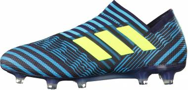 Adidas Nemeziz 17+ 360 Agility Firm Ground - Blue (BB3677)