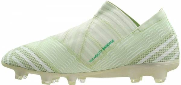 Adidas Nemeziz 17+ 360 Agility Firm Ground - Green (CM7732)