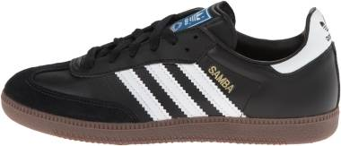 Adidas Samba Classic Core Black/Cloud White/Gum Men