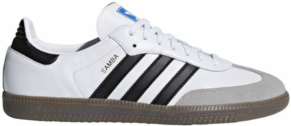 Adidas Samba Classic Footwear White   Core Black-clear Granite 40bf32048