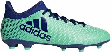 Adidas X 17.3 Firm Ground - Green (CP9194)
