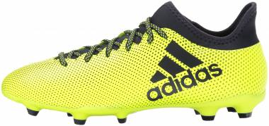 Adidas X 17.3 Firm Ground - Yellow