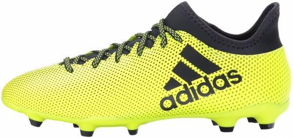 Adidas X 17.3 Firm Ground - Yellow (S82366)
