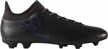 Adidas X 17.3 Firm Ground Black Men