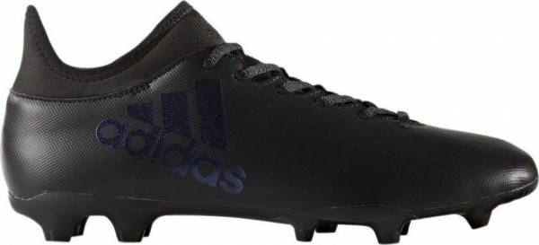 big sale c98b7 5f679 Adidas X 17.3 Firm Ground Black