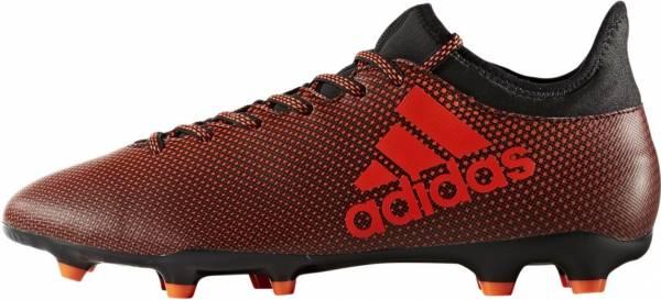 Adidas X 17.3 Firm Ground - Red