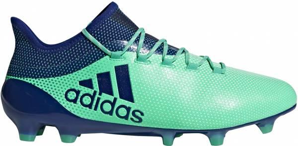 Adidas X 17.1 Firm Ground - Blue