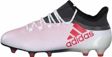 Adidas X 17.1 Firm Ground - White