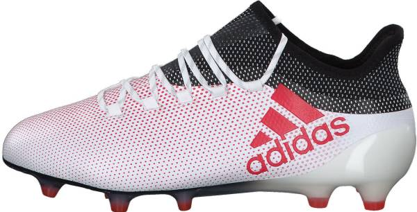 Adidas X 17.1 Firm Ground - White