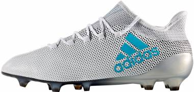 Adidas X 17.1 Firm Ground - White (S82285)