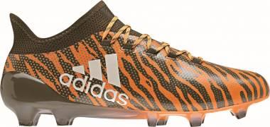 Adidas X 17.1 Firm Ground - Orange