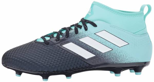 timeless design f0fc0 acee8 Adidas Ace 17.3 Firm Ground Blue