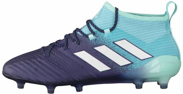 new product ef2f2 9c931 Adidas Ace 17.1 Firm Ground Blue