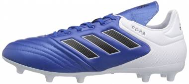 Adidas Copa 17.3 Firm Ground - Blue Blue White Black Blue White Black (BA9717)