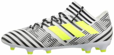 c0e5272c3d43 Adidas Nemeziz 17.3 Firm Ground Grey Men