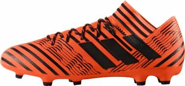 8a5fcb54522a Adidas Nemeziz 17.3 Firm Ground Solar Orange/Black/Black Men