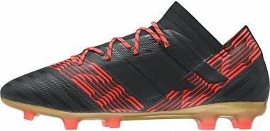Adidas Nemeziz 17.2 Firm Ground - Black