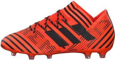 Adidas Nemeziz 17.2 Firm Ground - Solar Orange/Black/Solar Red (S80597)