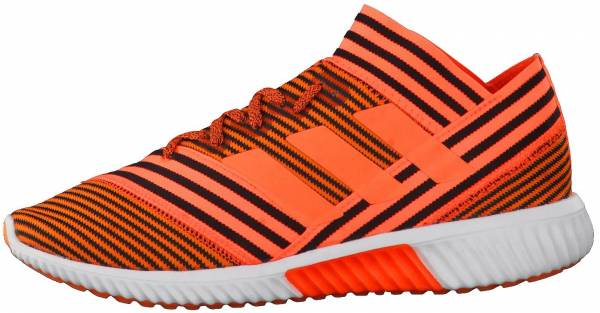 Adidas Nemeziz Tango 17.1 Trainers - Orange (BY2464)