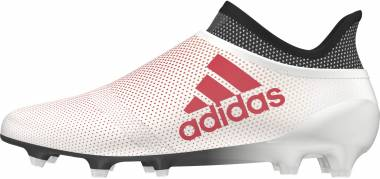 Adidas X 17+ Purespeed Firm Ground - Grey