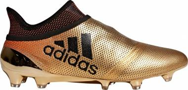 Adidas X 17+ Purespeed Firm Ground Gold Men