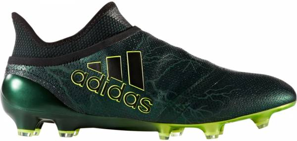 Adidas X 17+ Purespeed Firm Ground - Black (S82445)