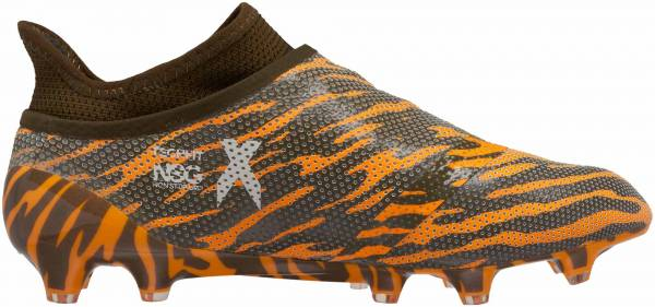 Adidas X 17+ Purespeed Firm Ground - Orange