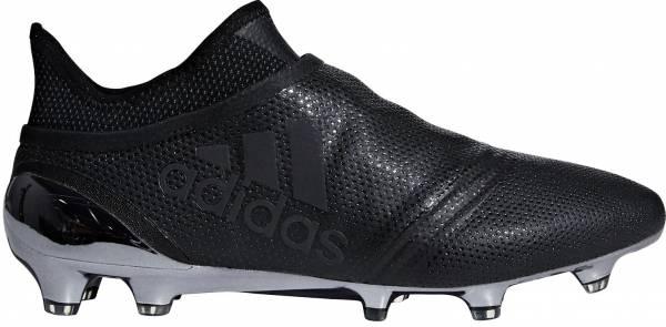 Adidas X 17+ Purespeed Firm Ground - schwarz (CP9120)