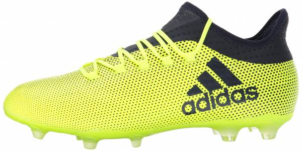 Adidas X 17.2 Firm Ground Yellow