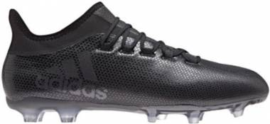 Adidas X 17.2 Firm Ground - Black