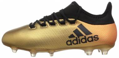 Adidas X 17.2 Firm Ground - Gold
