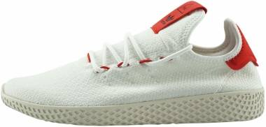Pharrell Williams Tennis Hu - White